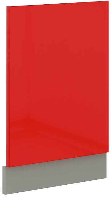 Geschirrspülerfront 45 cm Teilintegrierbar Rose