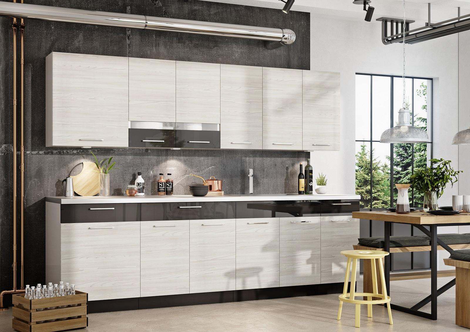 Küche Next 260 cm