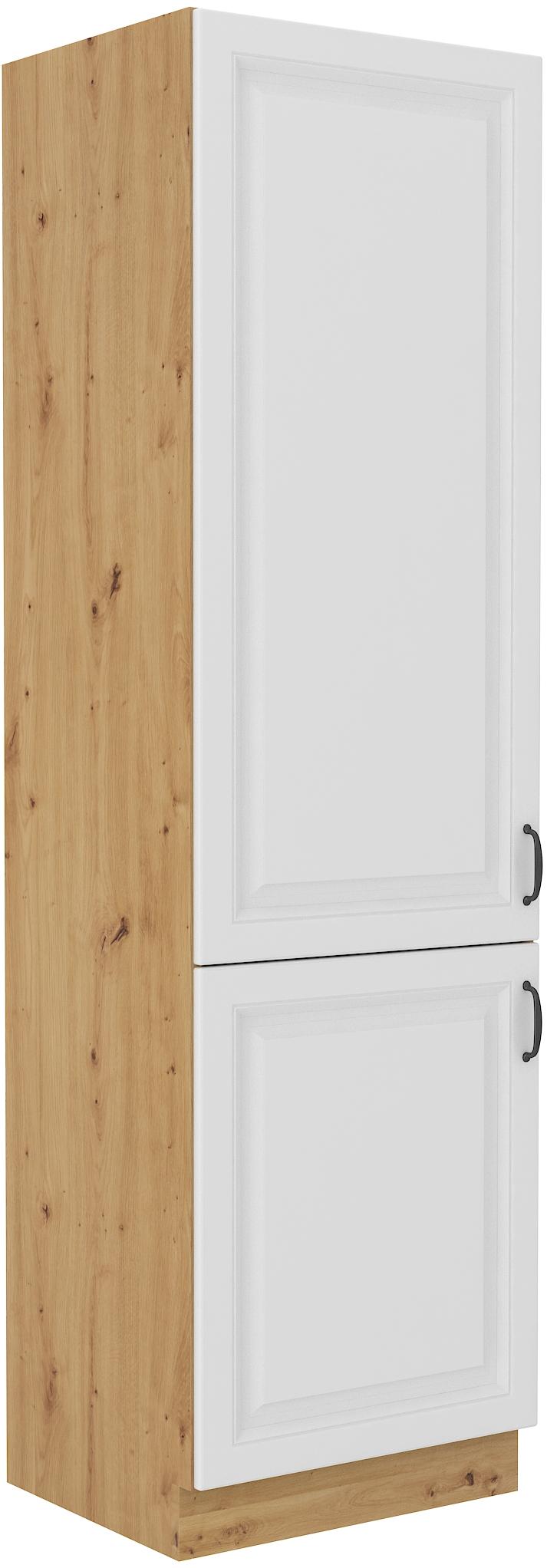 Kühlschrankumbauschrank 60/210 cm - STILO WH