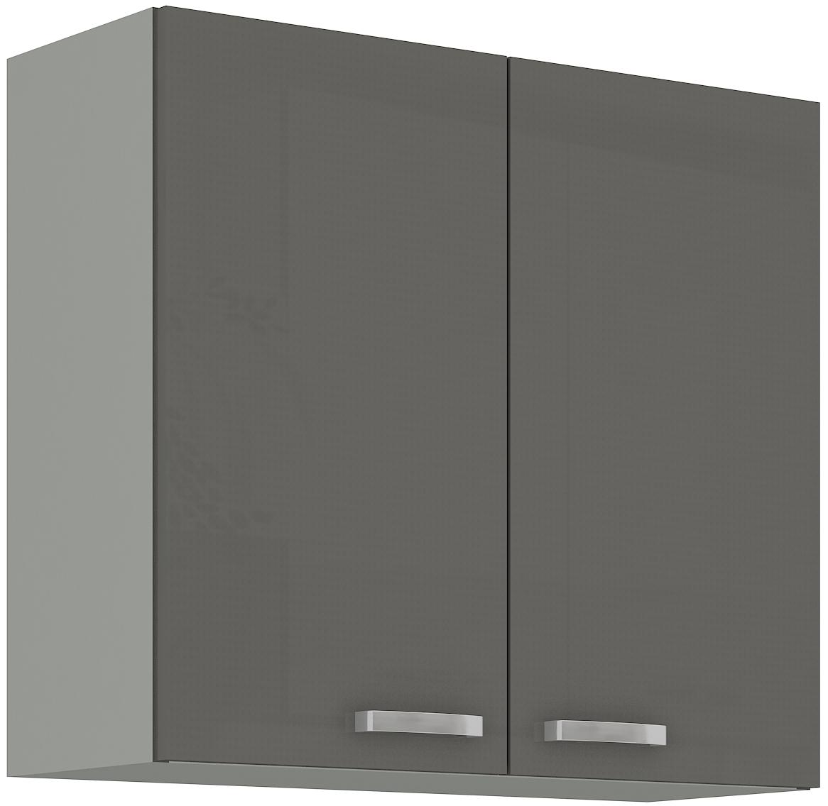 Oberschrank 80 cm / 72  cm Grey