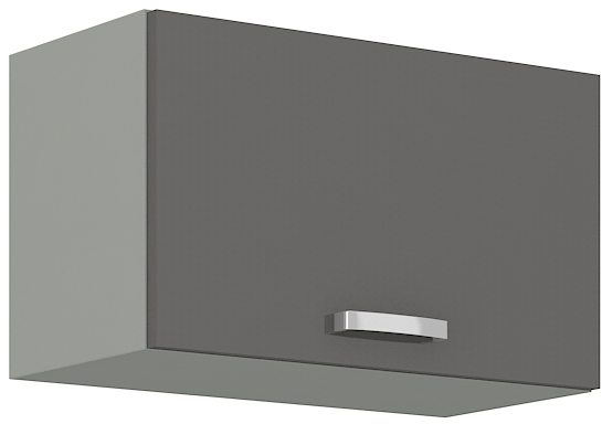 Oberschrank 60 cm / 36  cm mit Klapptür Grey