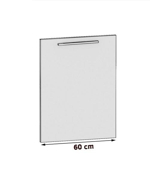 Frontblende für Geschirrspüler 60 cm vollintegrierbar