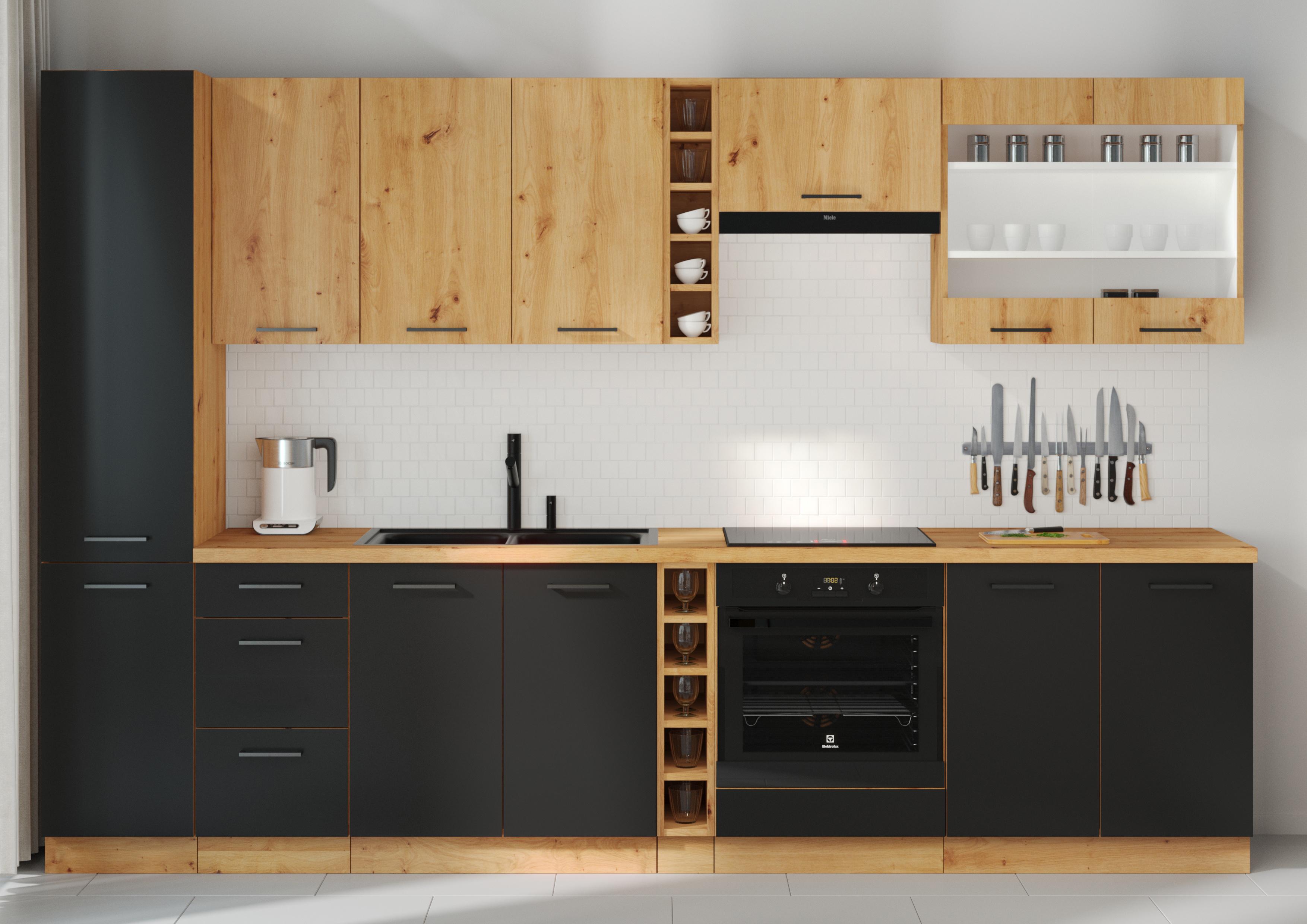 Küche Modena 315 cm