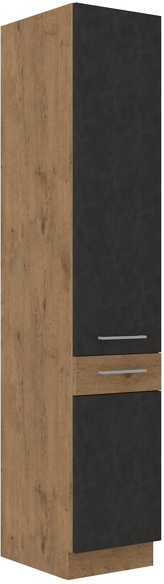 Hochschrank 40 cm / 210 cm VIGO MATERA  mat