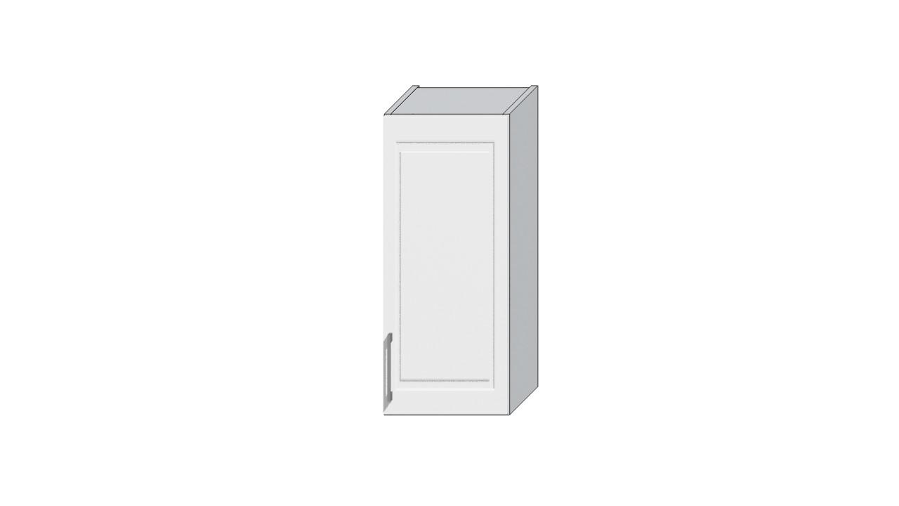 Oberschrank 30 cm / 72 cm Natalie Weiß