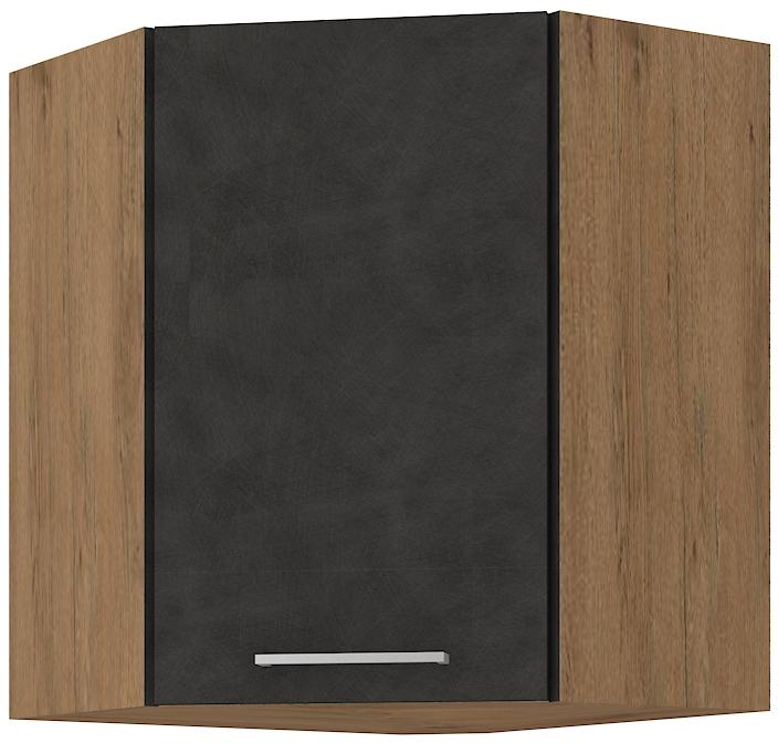 Eckoberschrank 60x60 cm / 72  cm VIGO MATERA  mat