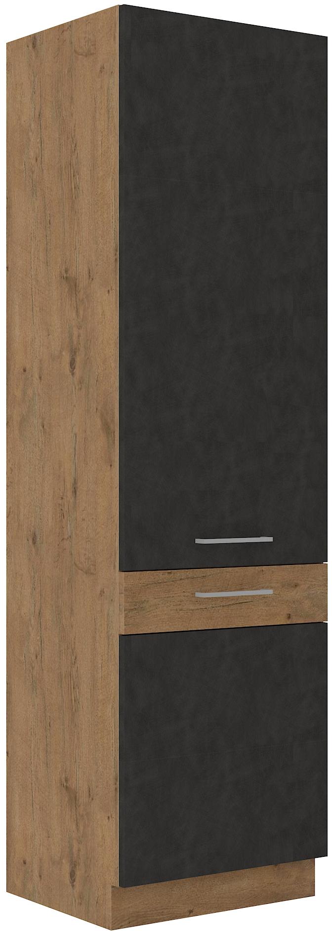 Hochschrank 60 cm / 210 cm VIGO MATERA  mat