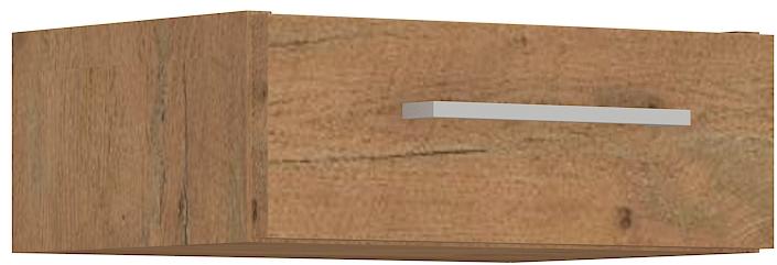 Lade für Oberschrank 40 cm / 13  cm VIGO Weiß HG