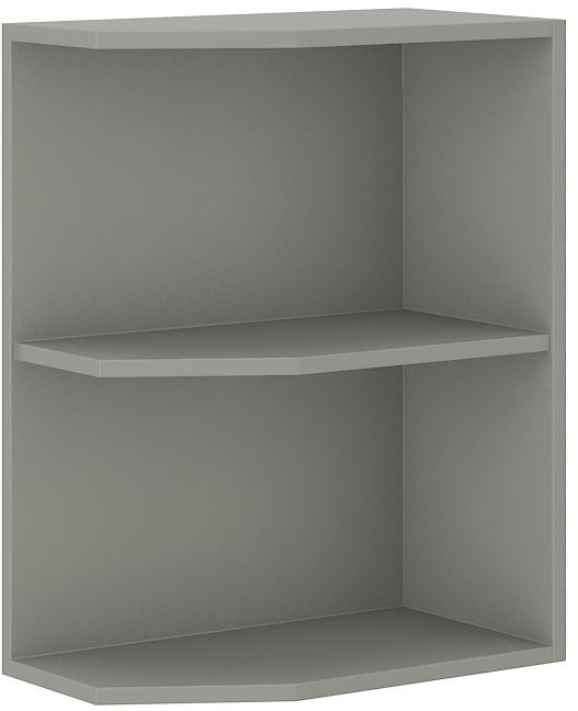 Unterer Abschlussschrank 30 cm Grey