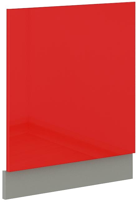 Geschirrspülerfront 60 cm Teilintegrierbar Rose