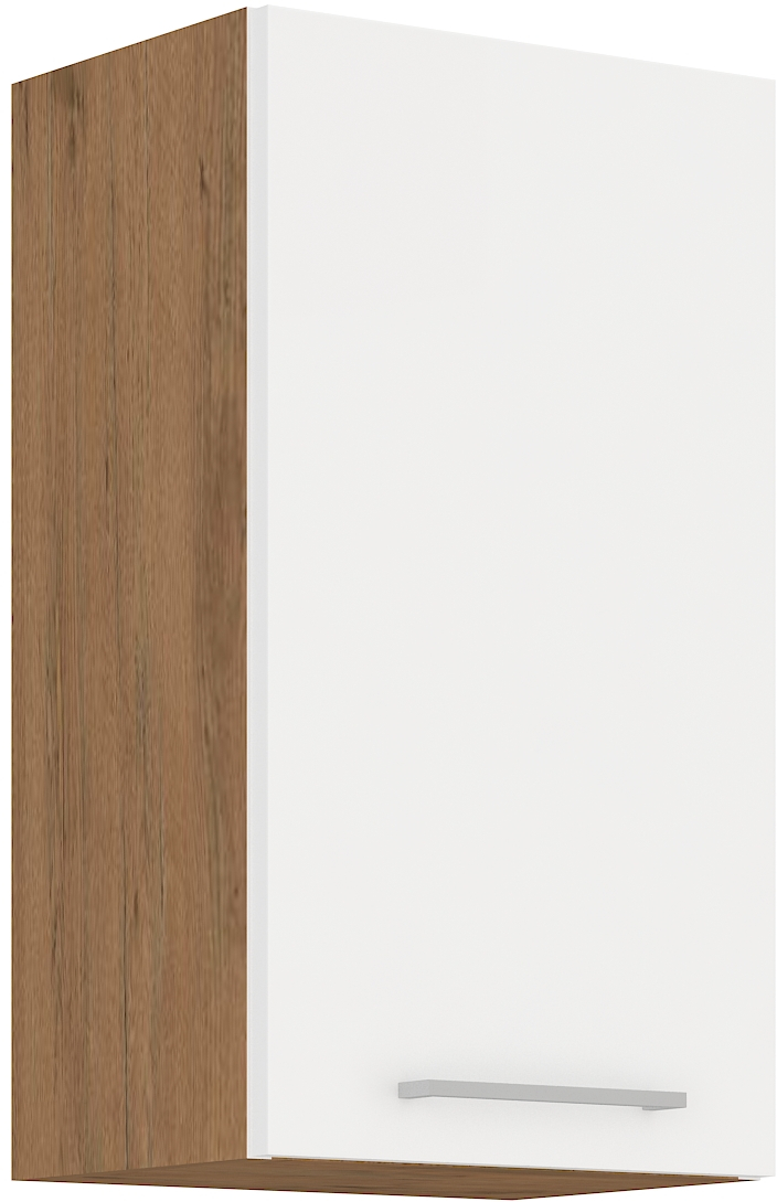 Oberschrank 40 cm / 72  cm VIGO Weiss HG