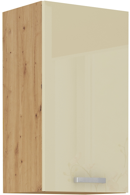 Oberschrank 40 cm / 72  cm ARTISAN Creme HG