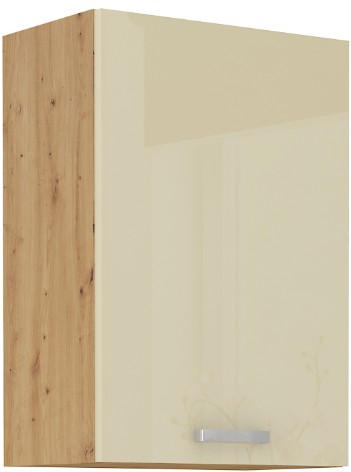 Oberschrank 50 cm / 72  cm ARTISAN Creme HG