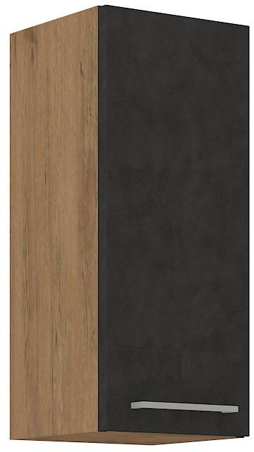 Oberschrank 30 cm / 72  cm VIGO MATERA  mat