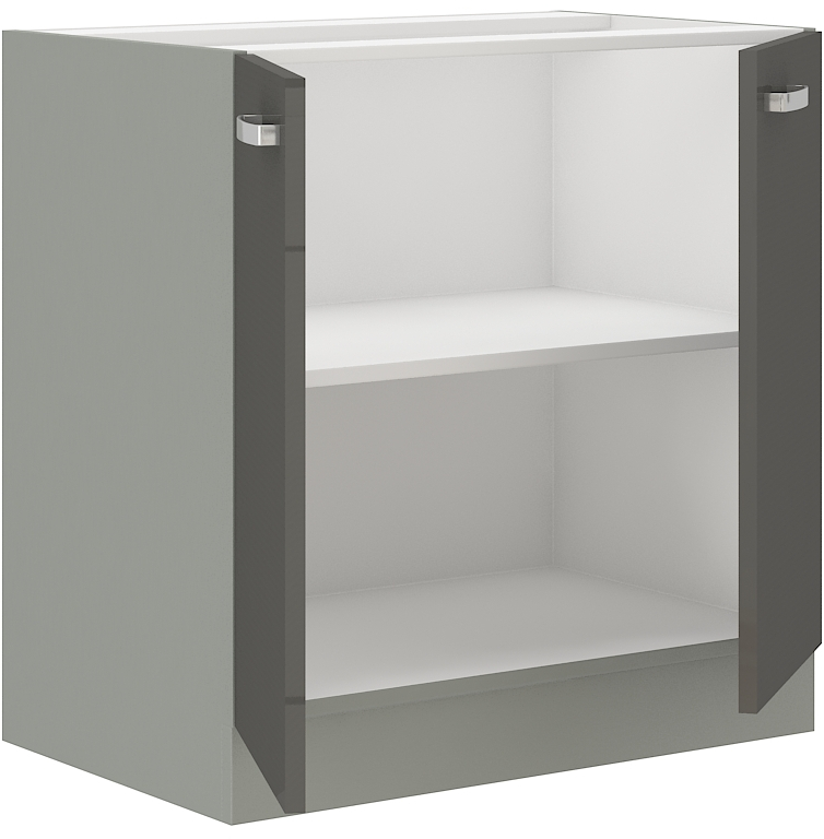 Unterschrank 80 cm Grey