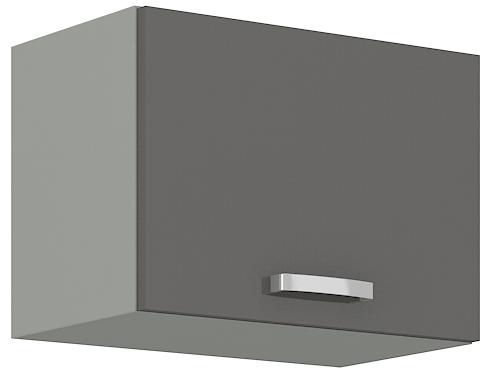 Oberschrank 50 cm / 36  cm mit Klapptür Grey