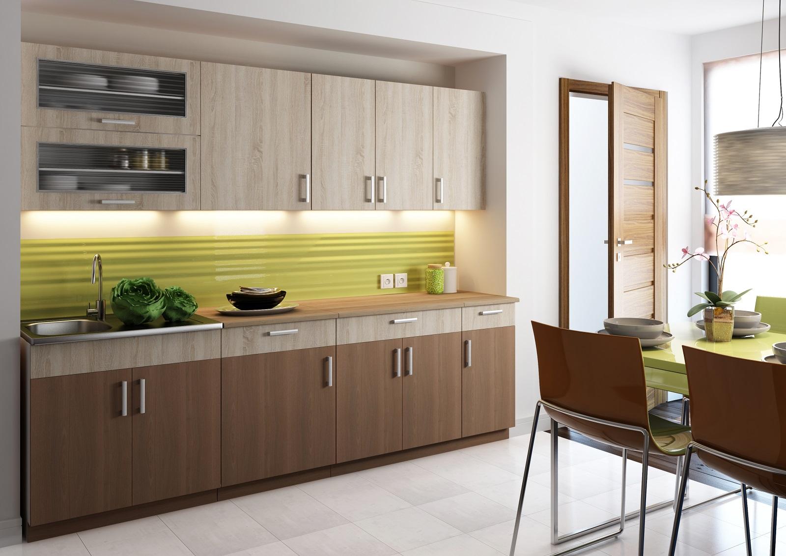 Küche Angelika 260 cm