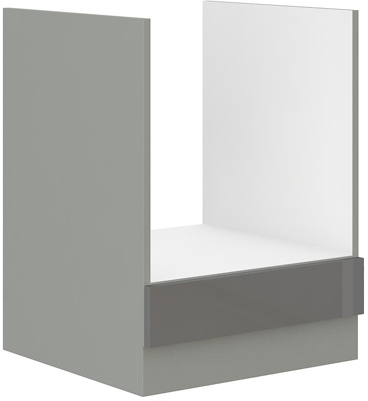 Backofenschrank 60 cm Grey