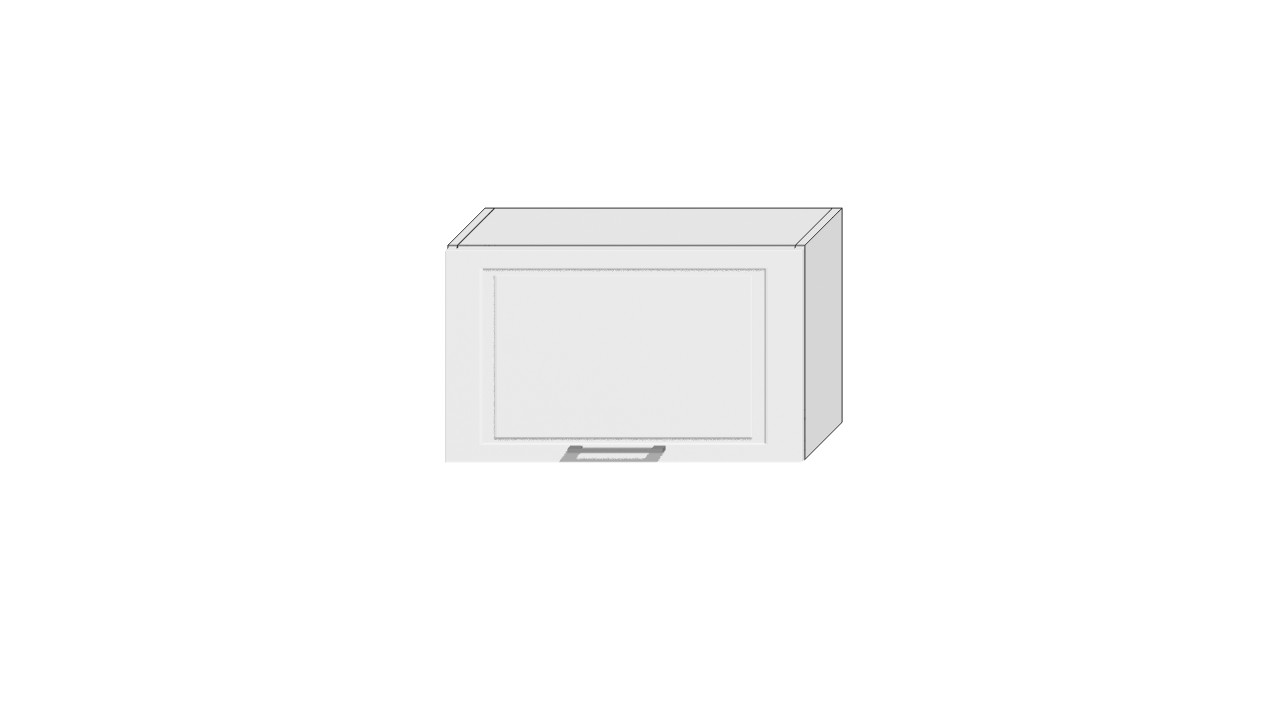 Dunstabzugsschrank 60 cm / 36 cm Natalie Weiß