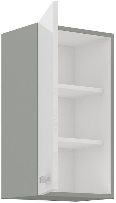 Oberschrank 40 cm / 72  cm Bianca