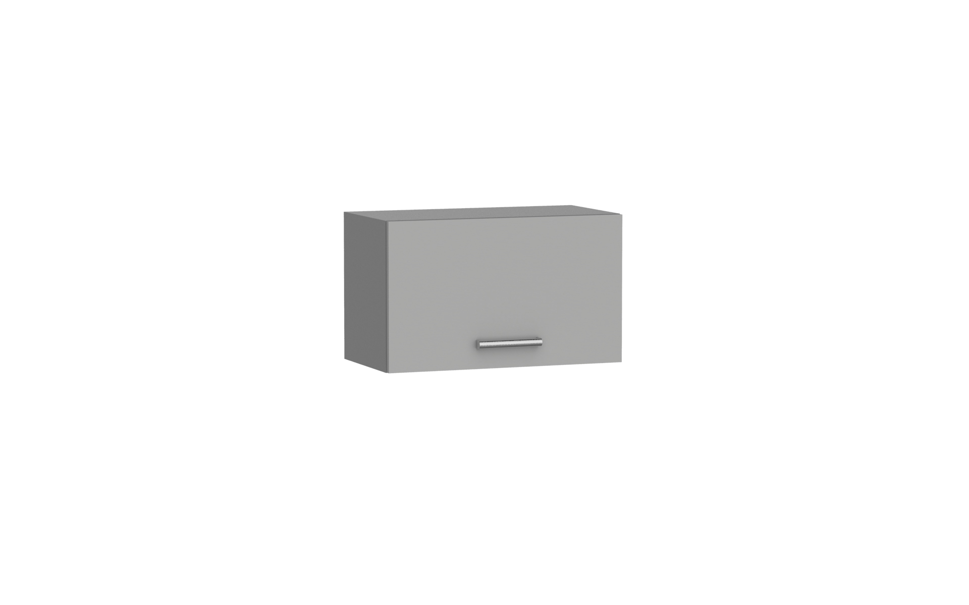Dunstabzugsschrank 60 cm / 36 cm Paula Grau