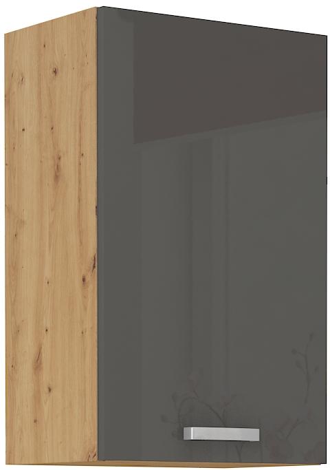 Oberschrank 45 cm / 72  cm ARTISAN Grau HG