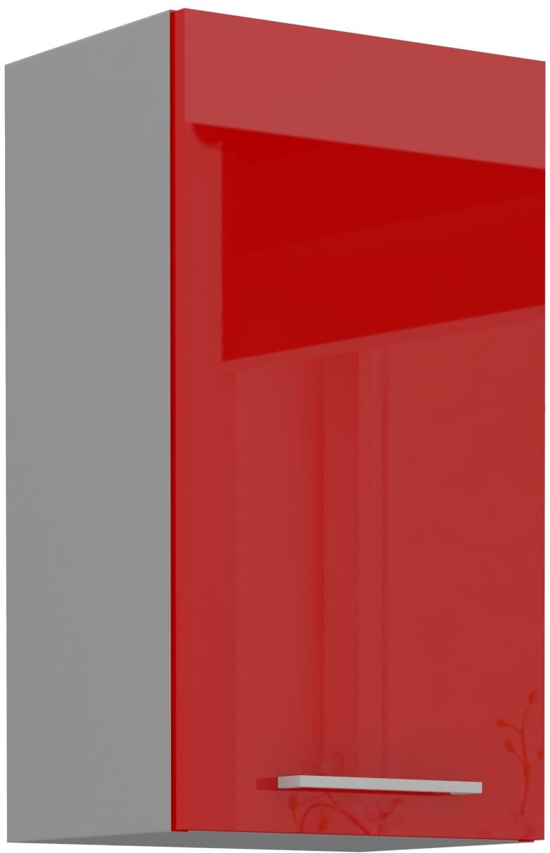 Oberschrank 45 cm / 72  cm Rose
