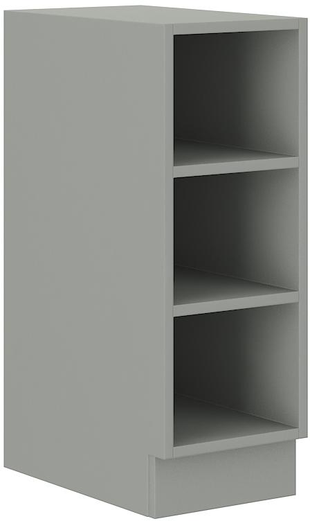 Offener Unterschrank 30 cm Grey