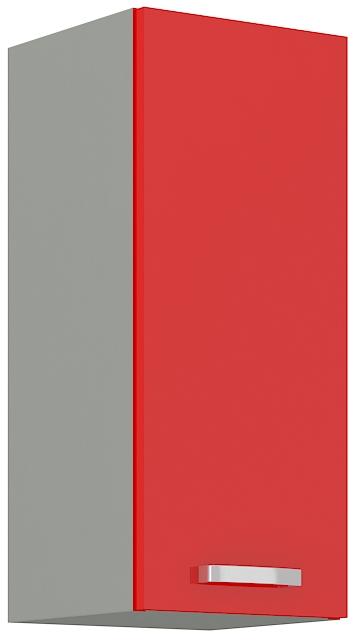 Oberschrank 30 cm / 72  cm Rose