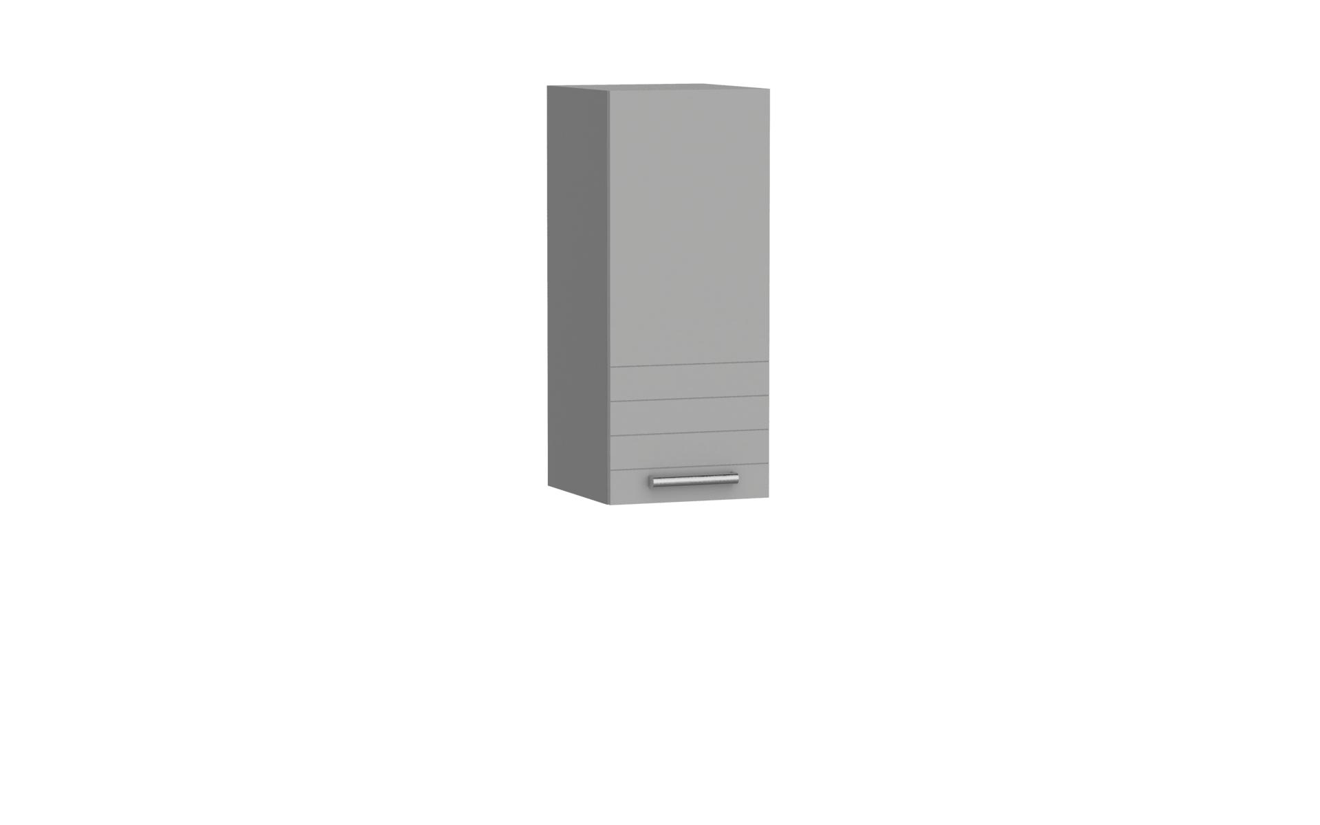 Oberschrank 40 cm / 72 cm Paula Grau