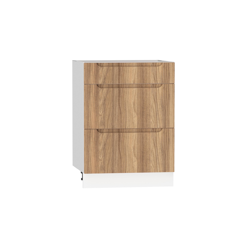 Unterschrank 60 cm mit Schubladen Zoya