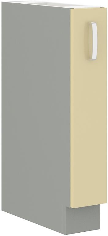 Unterschrank 15 cm Vorratsauszug Karmen