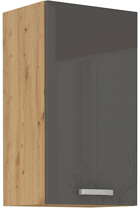 Oberschrank 30 cm / 72  cm ARTISAN Grau HG